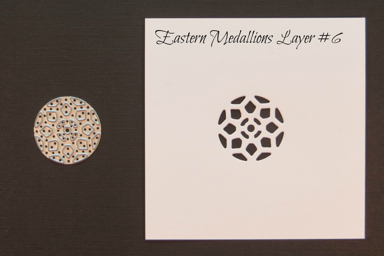 Eastern Medallions Layer #6